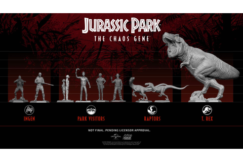 Mondo Jurassic Park Board Game Images and Details Revealed ...