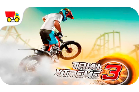 Bike racing games - Trial Xtreme 3 - Motocross Racing ...