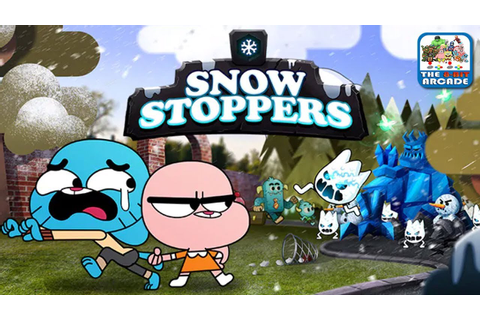 The Amazing World of Gumball: Snow Stoppers - Winter Break ...