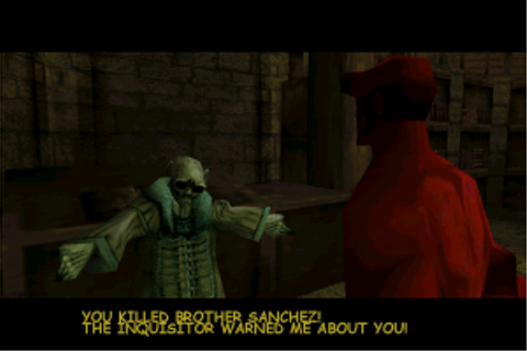 Download Hellboy: Dogs of the Night (Windows) - My Abandonware