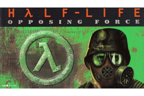 video games, Half Life, Half Life : Opposing Force ...