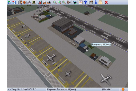 Download Airport Tycoon (Windows) - My Abandonware