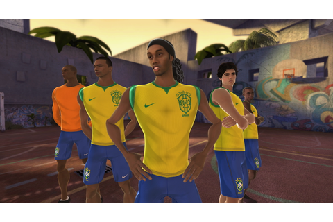 FIFA Street 3 Screenshots - Video Game News, Videos, and ...