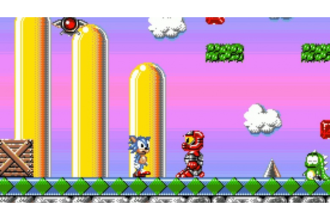 Sonic the Hedgehog's first home console appearance you ...