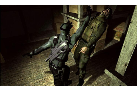 Tom Clancy's Splinter Cell Chaos Theory PC Game Free Download