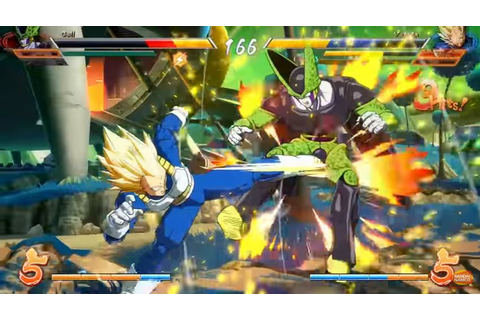 'Dragon Ball Fighter Z' latest news: Second gameplay ...