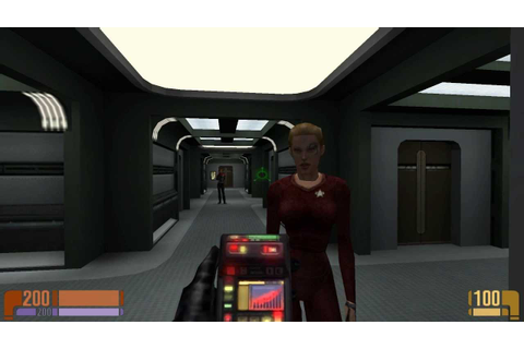 Star Trek Voyager: Elite Force Virtual Voyager Complete ...