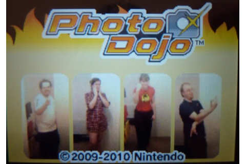 Photo Dojo review for Nintendo DSiWare