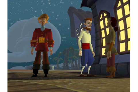 Escape from Monkey Island Download (2000 Adventure Game)