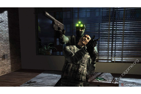 Tom Clancy's Splinter Cell Double Agent - Download Free ...
