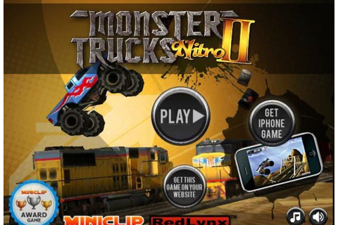 Monster Trucks Nitro 2 - Free To Play Mobile Game ...
