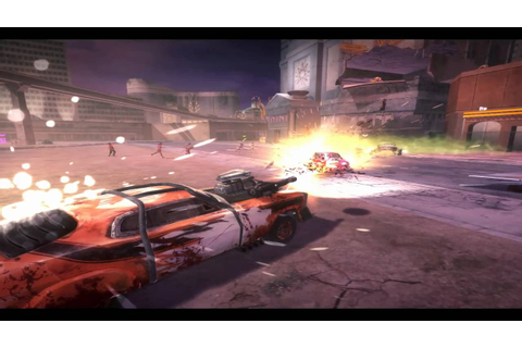 [SCREENS] Blood Drive - PS3 | Xbox 360 - 5 debut official ...