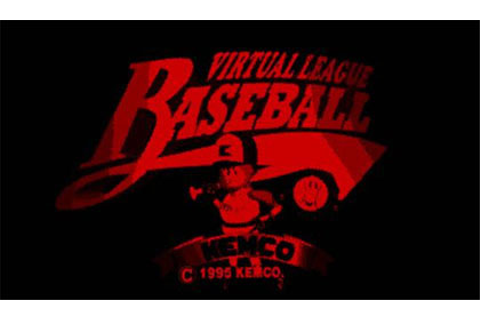 Virtual League Baseball Review for Virtual Boy (1995 ...
