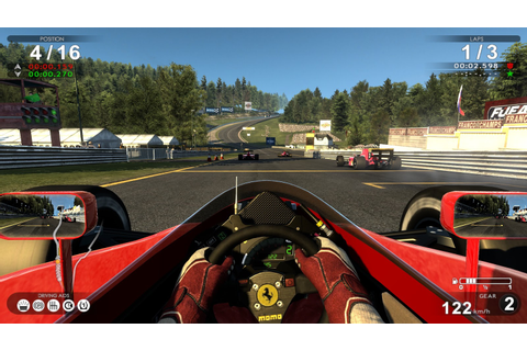 Download PC Game: Ferrari Racing Legends