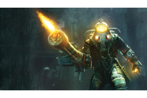 BioShock 2 | Art as Games