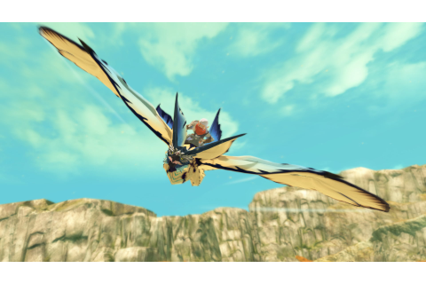 Monster Hunter Stories 2: Wings of Ruin - Screenshot ...