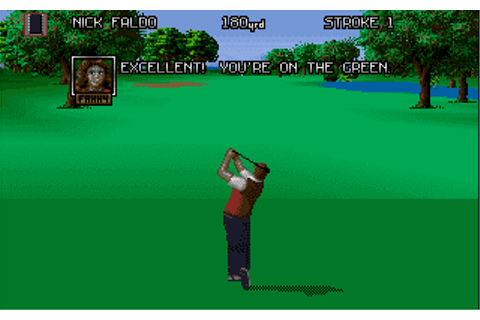 Download Nick Faldo's Championship Golf - My Abandonware