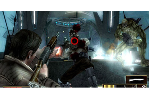 Resistance: Retribution PSP ISO Download - Nugamers | Game ...