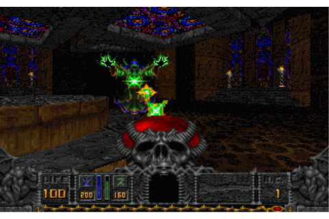 Download HeXen: Beyond Heretic Full PC Game