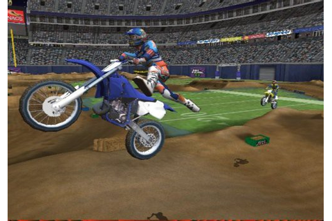 GameCube game - Jeremy McGrath Supercross World (boxed) | eBay