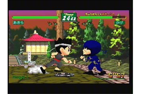 Virtua Fighter Kids Sega Saturn | Europe | MK81049-50 ...
