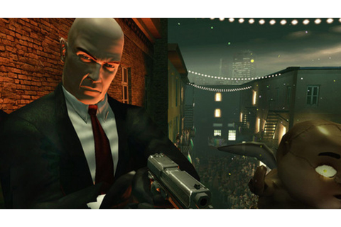 The best and worst Hitman games are getting remastered ...