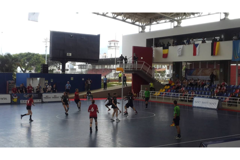 Great Britain - Germany world games 2013 korfball - YouTube