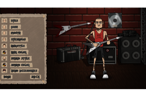 Windows - Rock God Tycoon | GameMaker Community