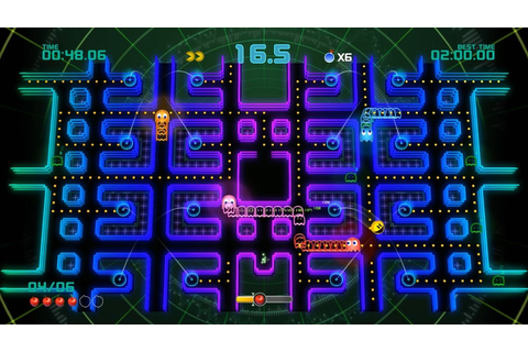 PAC-MAN Championship Edition 2 + Arcade Game Series ...