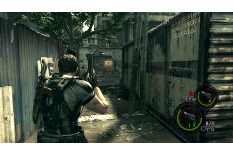 Resident Evil 5 HD Wallpaper | Background Image ...