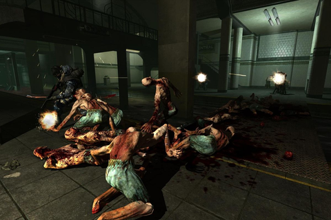 Horror shooter series FEAR continues with FEAR Online ...