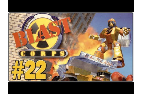 Blast Corps - Definitive 50 N64 Game #22 - YouTube