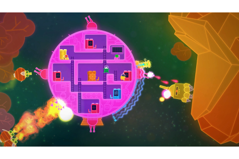 Lovers in a Dangerous Spacetime on Steam