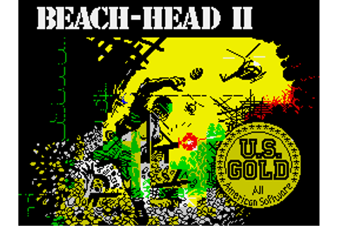 Beach-Head II: The Dictator Strikes Back Screenshots for ...