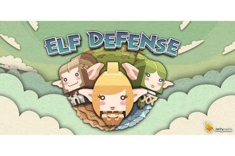 Free Direct Download Android Games: Elf Defense Mod Apk v ...