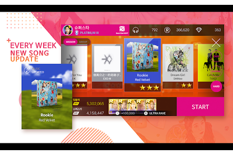 SuperStar SMTOWN - Apps on Google Play