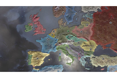 Hearts of Iron IV: streamlined WW2 strategy | PC Gamer