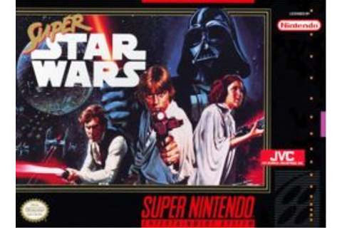 Play Super Star Wars - Return of the Jedi online (SNES)