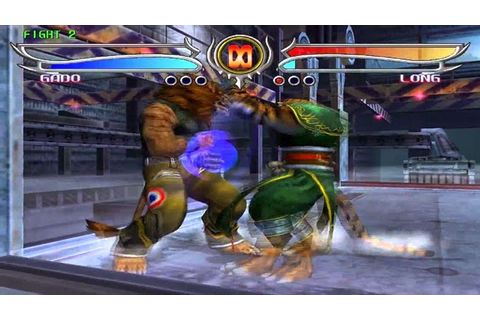 Bloody Roar 4 PS2 ISO Download | Hienzo.com