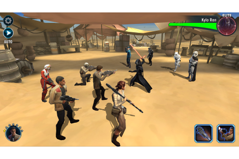 Star Wars: Galaxy of Heroes Wiki