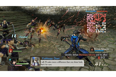 SAMURAI WARRIORS 4-II on PS4 | Official PlayStation™Store US