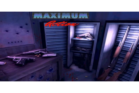 Download Maximum Action - Torrent Game for PC