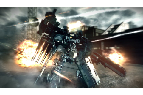 Armored Core V Cover Art Released