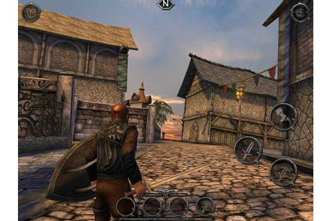 Ravensword: Shadowlands | Articles | Pocket Gamer