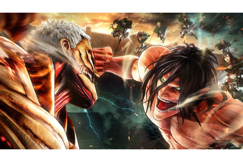 Attack on Titan 2 Review - IGN