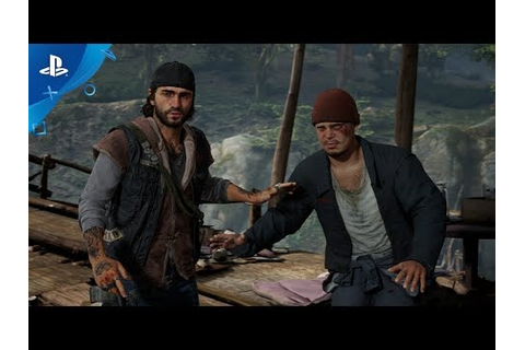 Days Gone Game | PS4 - PlayStation