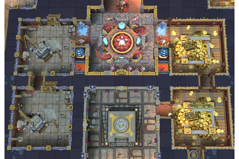 Dungeon Keeper Mobile Game Under Development Announces EA