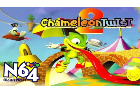 Chameleon Twist 2 - Nintendo 64 Review - Ultra HDMI - HD ...