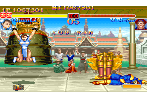 Hyper Street Fighter II: The Anniversary Edition (2003 ...