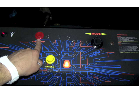 My Atari Major Havoc Review - Tempest Conversion Dedicated ...